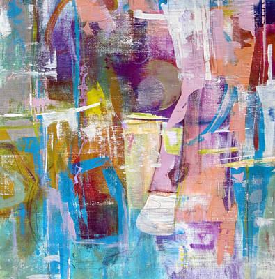 Subjective Art Print by Katie Black