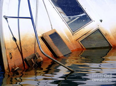 Photograph - Submerged by Ed Weidman