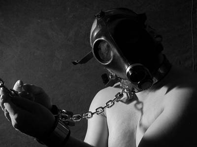 Predicament Photograph - Submission II by Mojo THF