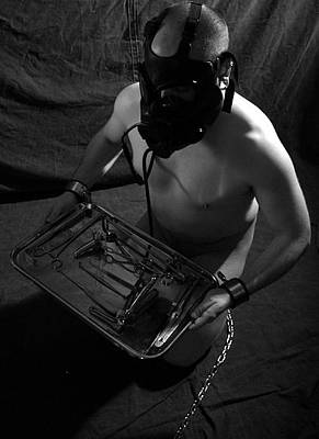 Predicament Photograph - Submission IIi by Mojo THF