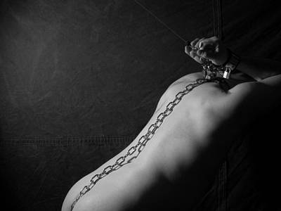 Black And White Bondage Photograph - Submission by Mojo THF