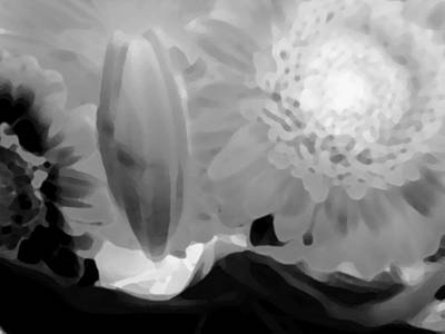 Subterranean Memories As Landscape Art Print