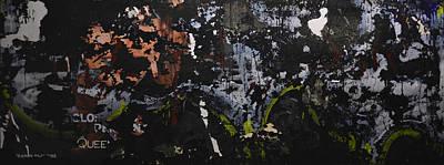 Subtext- Queen - 2014 Art Print