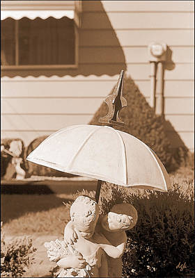 Photograph - Suburban Lovers by Dolores Kaufman