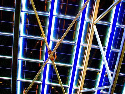 Photograph - 'subway Solar' by Liza Dey