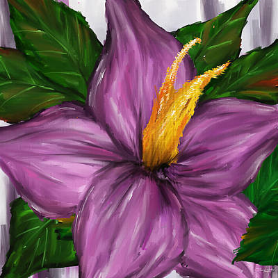 Royalty-Free and Rights-Managed Images - Such Beauty- Magnolia Paintings by Lourry Legarde