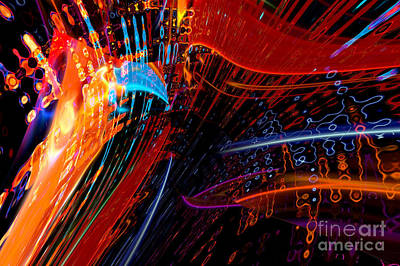 Digital Art - Sudden Celebration by Margie Chapman