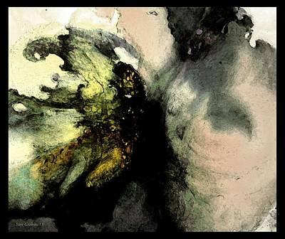 Sudden Impact Art Print by Steve Godleski