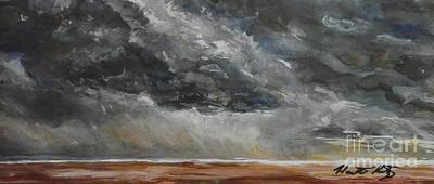Painting - Sudden Storm by Heather Kertzer