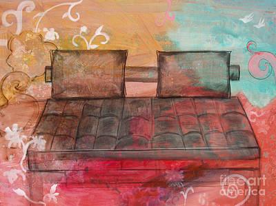 Painting - Suenos De Amor by Robin Maria Pedrero