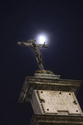 Photograph - Suffering's Mistery - Crucified God by Alfio Finocchiaro