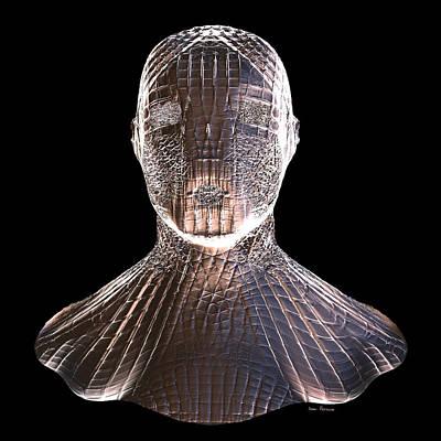 Rhythm And Blues Digital Art - Suffocation Mask 12 In The Basement Torture Parlour by Sir Josef - Social Critic -  Maha Art