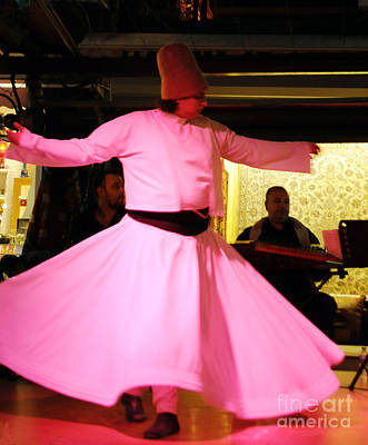Photograph - Sufi Dance by Haleh Mahbod
