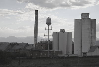 Photograph - Sugar Factory by Trent Mallett