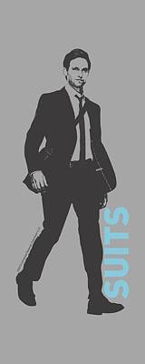 Ross Digital Art - Suits - Walking by Brand A