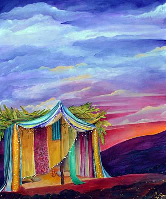 Sukkah Art Print