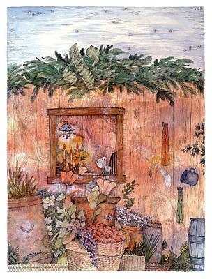 Sukkot Art Print by Michoel Muchnik
