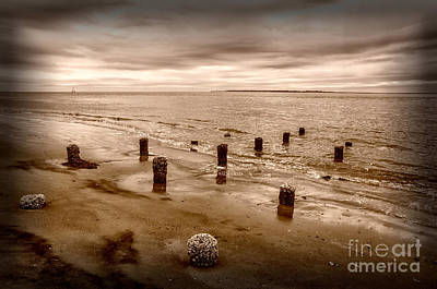 Photograph - Sullivans Island by Anthony Heflin