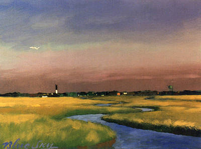Painting - Sullivan's Island by Blue Sky