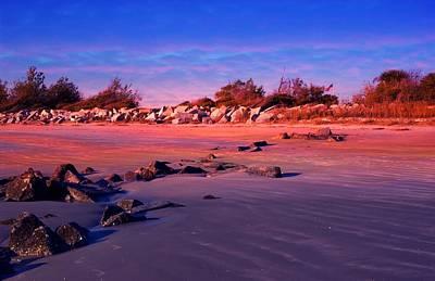 Photograph - Sullivan's Island Sc by Bob Pardue