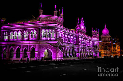 Malaysia Photograph - Sultan Abdul Samad Building by Adrian Evans