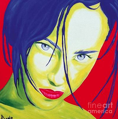 Sultry Art Print