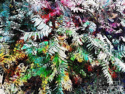 Photograph - Sumac September by Claire Bull