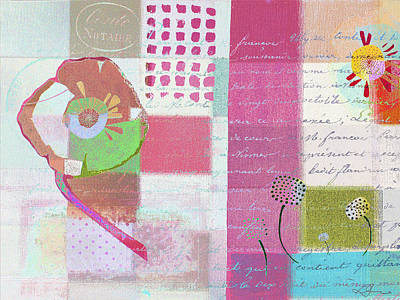 Series Mixed Media Mixed Media - Summer 2014 - J088097112mci01 by Variance Collections