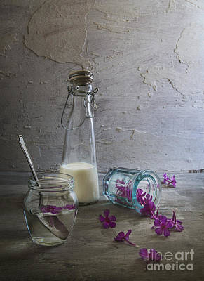 Water Jars Photograph - Summer Afternoon by Elena Nosyreva