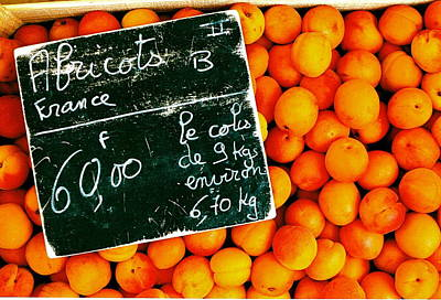 Summer Apricots Art Print by Christian Capucci