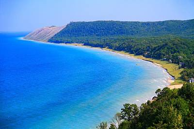 Photograph - Summer At Sleeping Bear Dunes by Dan Sproul