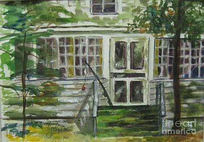 Summer At The Lakehouse Original