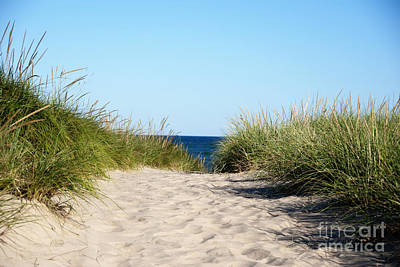 Photograph - Summer Beach Days by Jackie Farnsworth