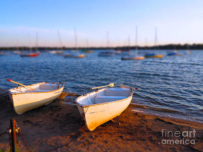 Photograph - Summer Boats by Heidi Hermes