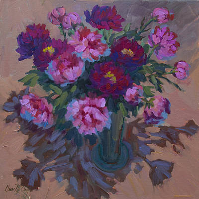 Painting - Summer Bouquet by Diane McClary