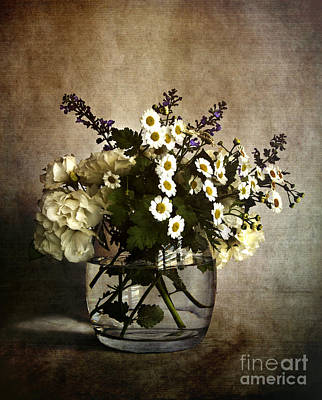 Photograph - Summer Bouquet  by Elena Nosyreva