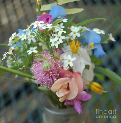 Photograph - Summer Bouquet by Tamyra Crossley