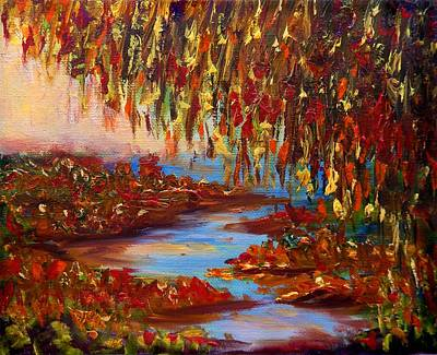 Painting - Summer Colors by Lilia D