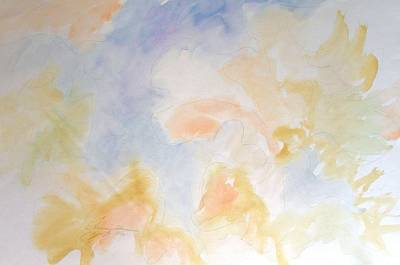 Painting - Summer Contours by Esther Newman-Cohen