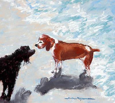 Painting - Summer Crush by Shelley Koopmann