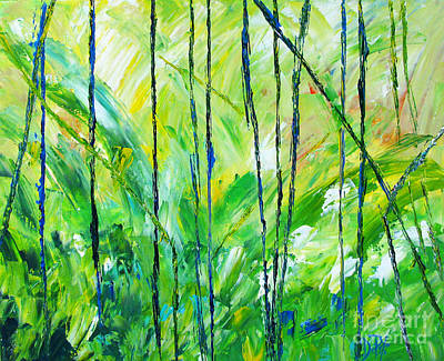 Painting - Summer Days by JoAnn DePolo