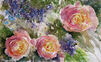 Painting - Summer Dreams by Marisa Gabetta