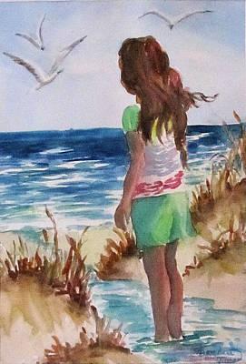 Summer Gifts Original by Barbara Jung