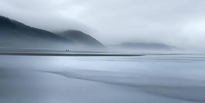 Asturias Photograph - Summer Has Gone... by Jes?s M. Garc?a