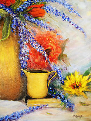 Painting - Summer Joy Still Life by Loretta Luglio