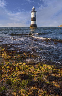 Photograph - Summer Lighthouse by Ian Mitchell
