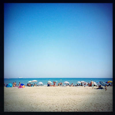 Photograph - Summer Meeting Point by Papapol