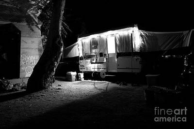 Photograph - Summer Nights In Black And White by Chiara Corsaro