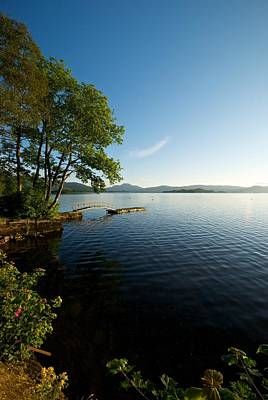 Photograph - Summer On Loch Lomond by Stephen Taylor