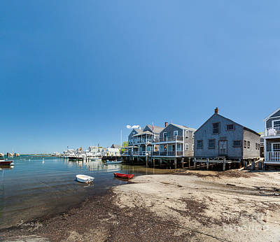 Photograph - Summer On Nantucket Island by Michelle Constantine